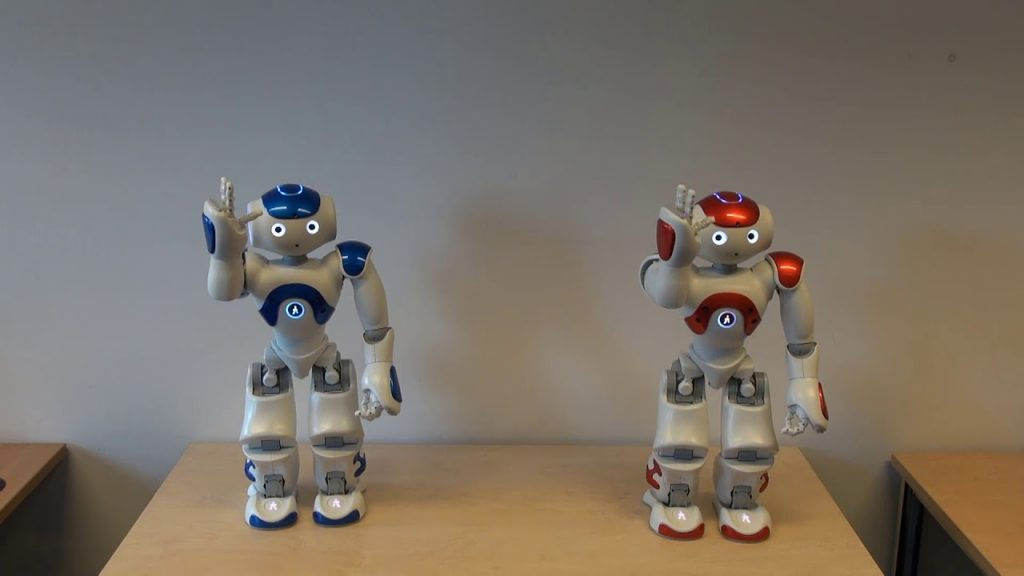 Image result for robots dancing""